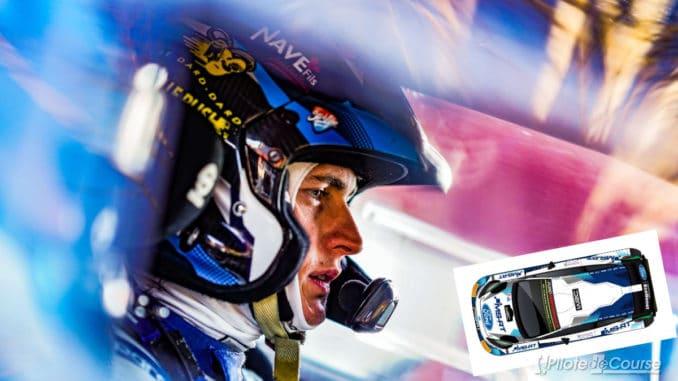 Adrien Fourmaux devient pilote officiel M-Sport en WRC
