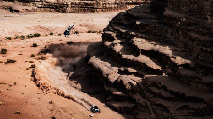 Dakar 2021 Etape 10 - Peterhansel toujours leader