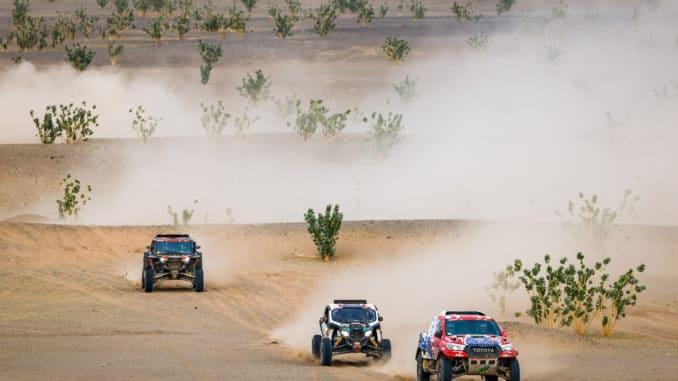Dakar 2021 Etape 12 : Sainz remporte la dernière étape