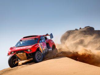 Dakar 2021 Etape 2 : Al-Attiyah et Loeb de retour aux avant-postes