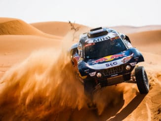 Dakar 2021 Etape 6 : Sainz réagit, Peter toujours leader