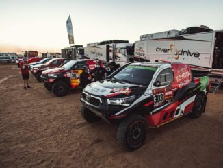 Dakar 2021 Etape 7