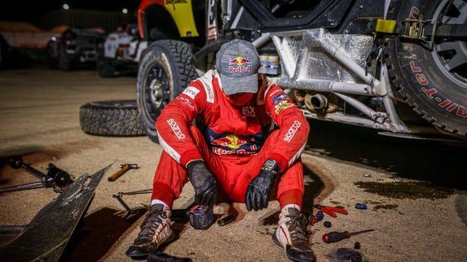 Dakar 2021 Etape 8 Loeb Elena