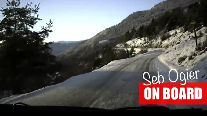Embarquez avec Sébastien Ogier, vainqueur du Rallye Monte-Carlo 2021