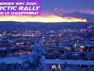 L'Artic Rally Finland intègre un calendrier WRC à nouveau modifié