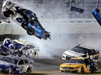 Les crashes les plus terrifiants de l'année 2020