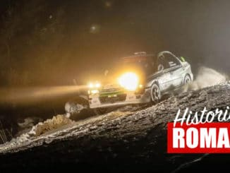 Romania Historic Winter Rally 2021