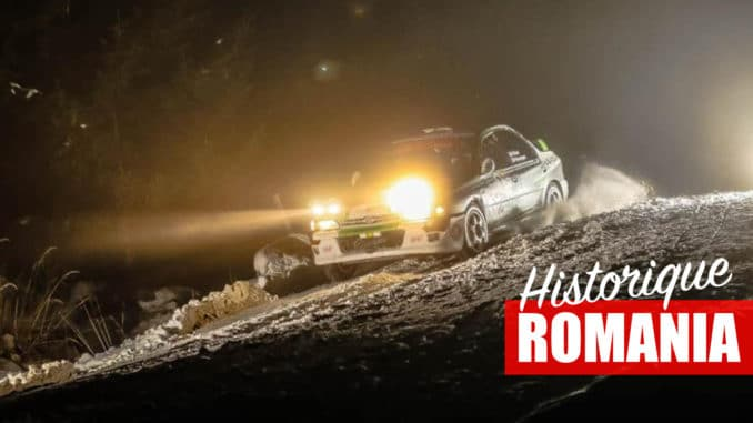 Romania Historic Winter Rally 2021
