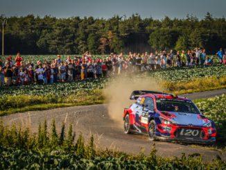 Ypres intègre un calendrier WRC déjà modifié