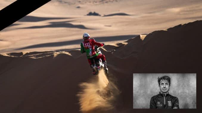 le motard Pierre Cherpin est décédé