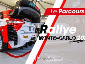 les spéciales du Rallye Monte-Carlo 2021