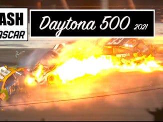 Dernier tour de folie et vainqueur surprise au Daytona 500