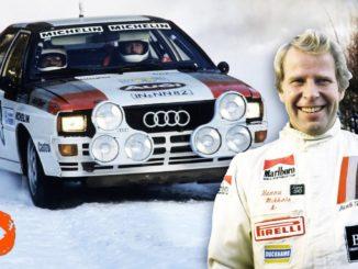 Hannu Mikkola est décédé