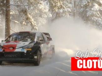 Ogier boucle les tests de Toyota avant l'Arctic Rally