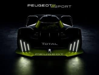 Peugeot dévoile ses pilotes