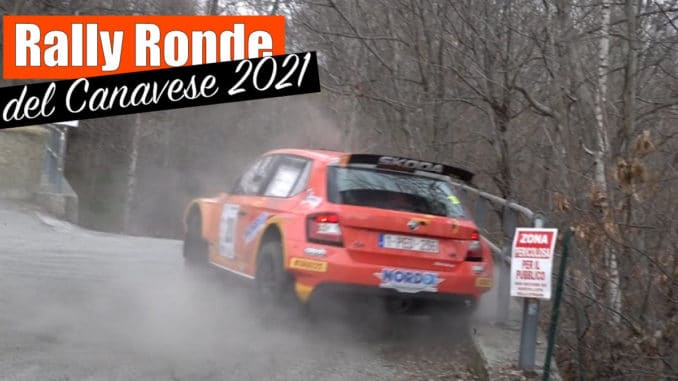 Rally Ronde del Canavese 2021