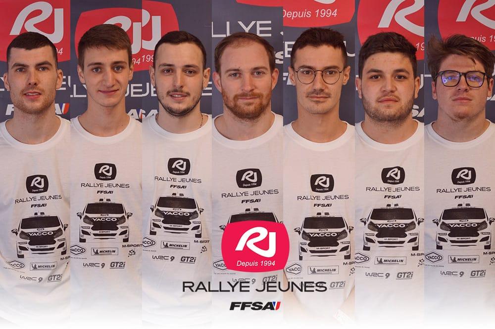 Rallye Jeunes 2020 - Lyon J1