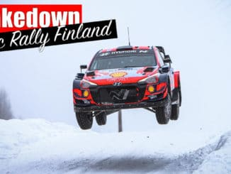 Shakedown Arctic Rally Finland 2021