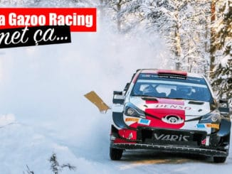 Toyota poursuit studieusement ses tests avant l'Arctic Rally Finland