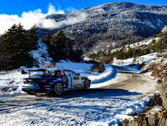 calendrier du Trophée Alpine Rally