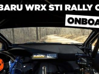 Embarquez en Subaru WRX STI