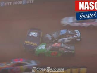 Logano s'impose sur le Dirt Track de Bristol