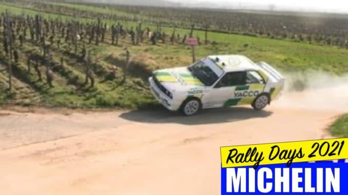 Michelin Rally Days 2021 se poursuivent à Mâcon