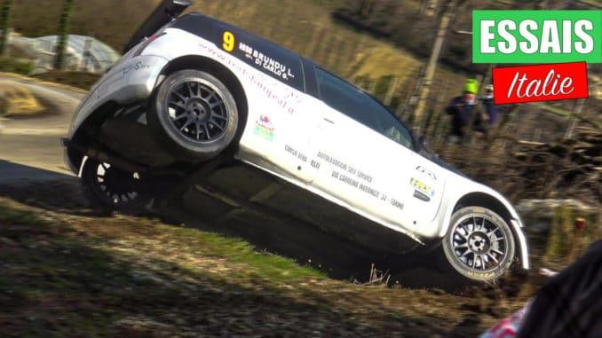 Michelin Rally Days s'exportent en Italie