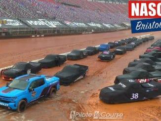 NASCAR - Bristol 2021 : la grille de départ