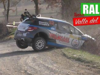 Rally Terra Valle del Tevere 2021