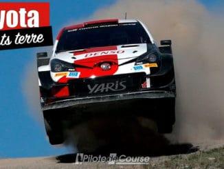 Toyota de retour sur terre pour de nouveaux essais