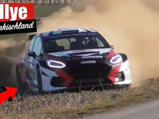 Vidéos du Blaufränkischland Rallye 2021