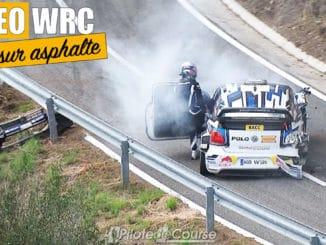 Le Top 6 des moments inoubliables du WRC sur asphalte