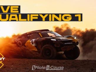 qualifications Desert X Prix 2021