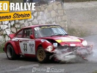 Rallye Sanremo Historique 2021