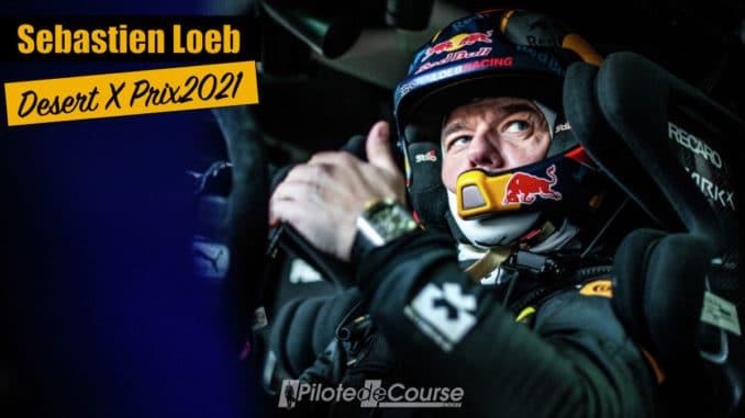 """Sébastien Loeb : """"nous espérions faire mieux en finale"""""""