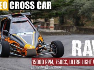 Un Cross Car à l'attaque comme jamais !