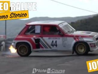 Vidéo du Rallye Sanremo Historique 2021 - Jour 1