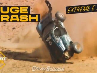 premier crash Extreme E
