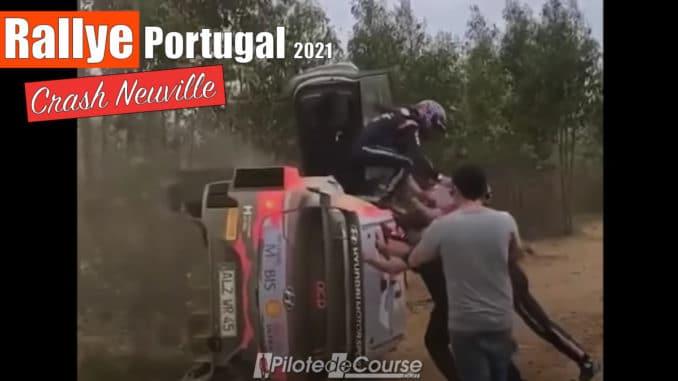 Petite sortie mais grosses conséquences pour Neuville au Portugal