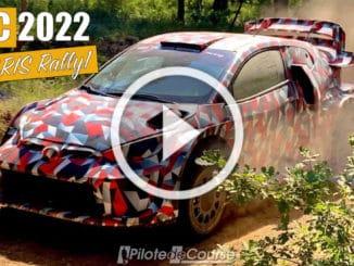Toyota Yaris Hybrid 2022 en essais au Portugal