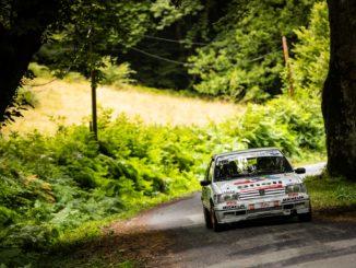 engagés VHC Rallye Pays Basque 2021