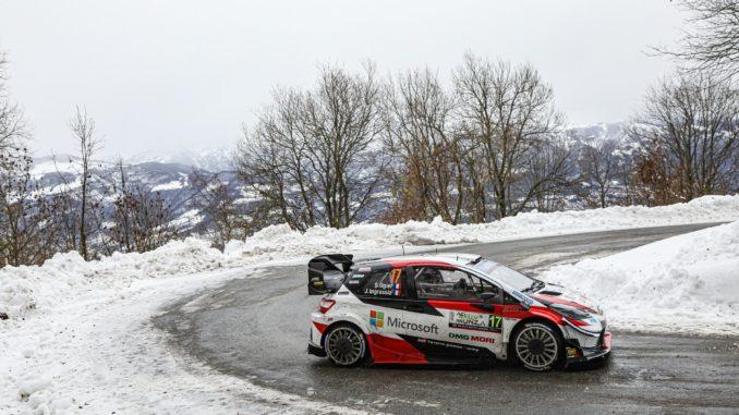 Monza pourrait remplacer le Rallye du Japon